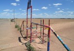Road trip to Cadillac Ranch, Amarillo Texas