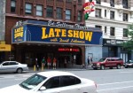 Lateshow With David Letterman – Ed Sullivan Theater